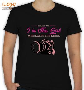 Girl trust me - T-Shirt [F]