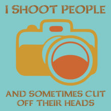 i-shoot-people T-Shirt