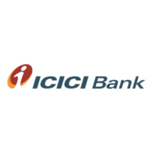 ICICI-bank-logo T-Shirt