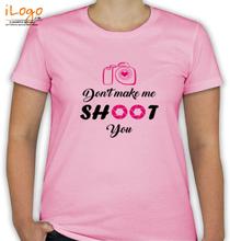 Photographer shoot-you T-Shirt