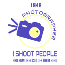 shoot-people-design T-Shirt