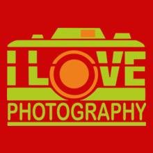 Photographer camera-love T-Shirt