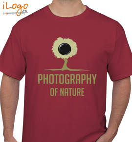 nature of photography - T-Shirt