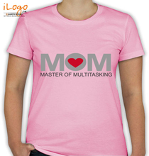 Mother's Day Mom-master-of-multitask T-Shirt