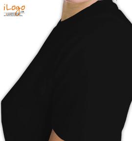 Bad-mother-tshirt Left sleeve