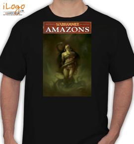 AMAZON-Fantasy - T-Shirt