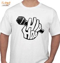 Play Music hip-hop T-Shirt