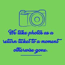 Photographer-take-photos T-Shirt