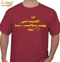 Photographer A-good-snapshot T-Shirt