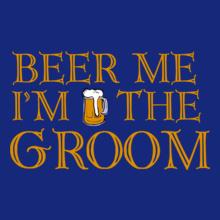 Wedding beer-me T-Shirt