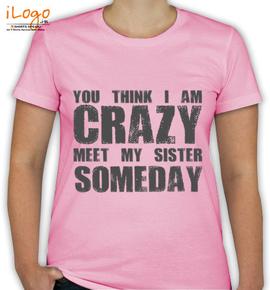Meet-my-sister - T-Shirt [F]