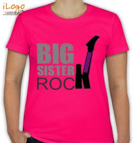 Big-sister-tshirt - T-Shirt [F]