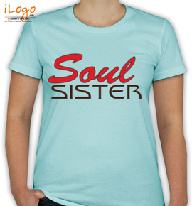 Soul-sister-ts - T-Shirt [F]