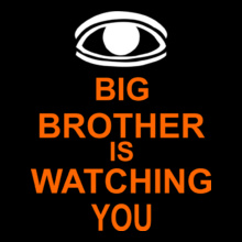 Brother Big-brother-watching-you T-Shirt