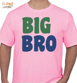bro-tshirt-proud - T-Shirt