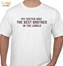 Brother in-the-best-brother T-Shirt
