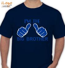Brother Thumb-big-brother T-Shirt