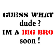 Brother Big-bro-soon T-Shirt
