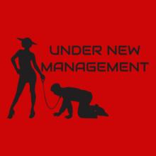Bachelor Party under-Management T-Shirt