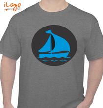 Yachts logo-Yacht T-Shirt