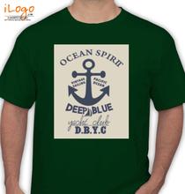 Yachts ocean-sprit T-Shirt