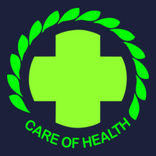 Medical Care-of-health-Green T-Shirt