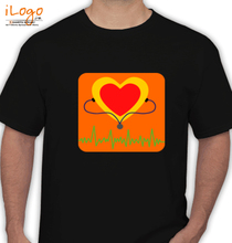Medical stethoscope-heart T-Shirt