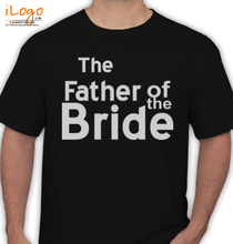 Father in Law Father-of-the-bride T-Shirt