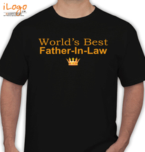 Father in Law Best-father-inlaw T-Shirt