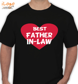 Tshirt-for-father-in-law - T-Shirt