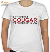 Mother in Law I-prefer-tshirt T-Shirt