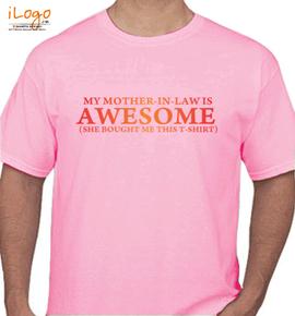 She-bought-me-tshirt - T-Shirt
