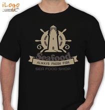 Yachts sea-food T-Shirt