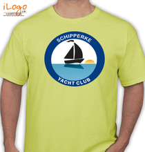 Yachts Yacht-Club-design T-Shirt