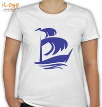Yachts Yacht-logo-design T-Shirt