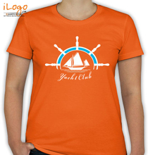 Yachts yatch-club- T-Shirt