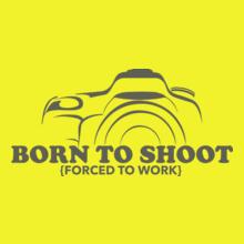 Photographer born-to-shoot-design T-Shirt