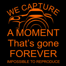 Photographer Capture-design T-Shirt