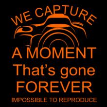 Photographer Capture-design T-Shirt