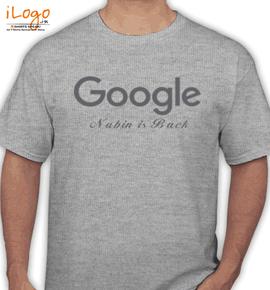 googletshirt - T-Shirt