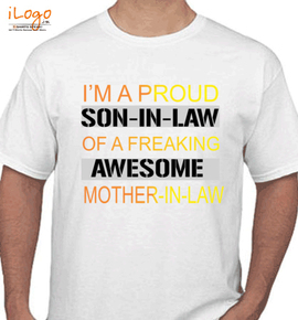 Awesom-son-in-law - T-Shirt