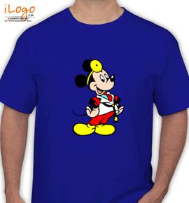 Dr. Mickey - T-Shirt