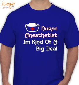 Nurse Anesthetist - T-Shirt