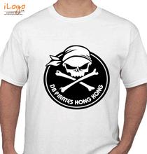 Yachts DB-PIRATES-HONG-KONG T-Shirt
