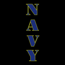 Navy Navy-retired T-Shirt