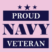 Navy proud-veteran T-Shirt