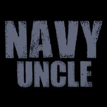 Navy-uncletsh T-Shirt