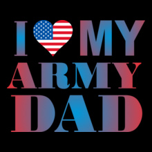love-army-dad T-Shirt
