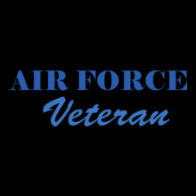 Air Force Airforce-veteran T-Shirt