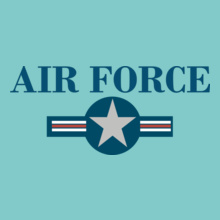 Air Force Air-force-star T-Shirt